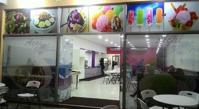 Photo of Ice Cream Shop Açai Zero Grau at Av. Do Café, 445, Ribeirão Preto, Brazil