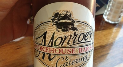 Photo of BBQ Joint Monroes Smokehouse at 10771 Beach Blvd, Jacksonville, FL 32246, United States