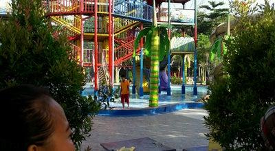 Photo of Water Park Caribbean Island Water Park at Jl. Kol. Syarifuddin Yoes Ii, Balikpapan 76115, Indonesia