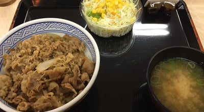Photo of Food 吉野家 岐阜長森店 at 石長町5-16-1, 岐阜市, Japan