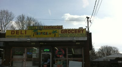 Photo of Spanish Restaurant Tropical Bodega at 140 Heyward St, Brentwood, NY 11717, United States