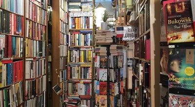 Photo of Bookstore The Abbey Bookshop at 29 Rue De La Parcheminerie, Paris 75005, France