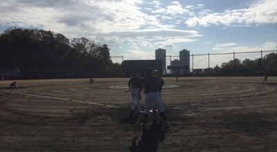 Photo of Baseball Field 古曽部運動公園野球場 at 高槻市古曽部町3丁目15-1, Takatsuki 681-0031, Japan