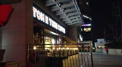 Photo of Cafe TOM N TOMS COFFEE 울산 성남점 at 울산광역시 중구 성남동, South Korea