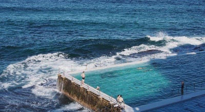 Photo of Pool Bronte Baths at Australia