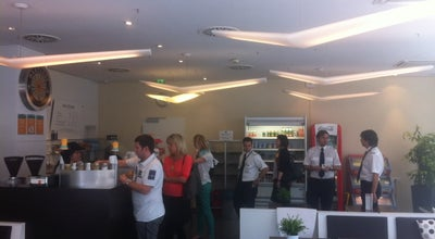 Photo of Cafe Bartesse at Lufthansa Flight Training, Tor 25, Frankfurt, Germany