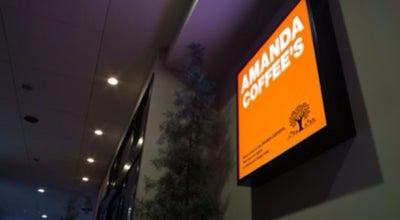 Photo of Cafe AMANDA COFFEE'S (アマンダコーヒーズ) at 衣山1丁目188番地, 松山市 791-8025, Japan