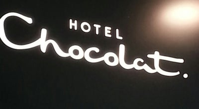 Photo of Chocolate Shop Hotel Chocolat at Watford WD17 2TJ, United Kingdom