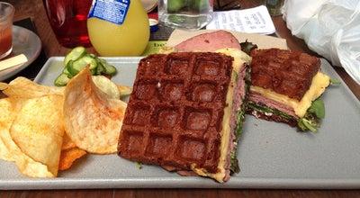 Photo of Sandwich Place Frëims Sándwiches Cuadriculados at Orizaba 113, México 06700, Mexico