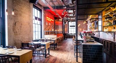Photo of Coffee Shop London Grind at 2 London Bridge, London, Greater London SE1 9RA, United Kingdom
