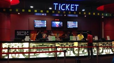 Photo of Movie Theater 新光影城 Shinkong Theater at 中西區西門路一段658號7-9f, 台南市 700, Taiwan