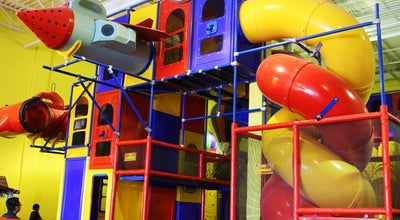 Photo of Playground Amazing Adventures Playland at 4325 Harvester Rd,, Burlington, ON L7L 5M4, Canada