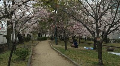 Photo of Trail 元茨木川緑地 at 元町4, 茨木市, Japan