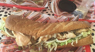 Photo of Sandwich Place Firehouse Subs Pass & Beauvoir at 296 Beauvoir Rd, Biloxi, MS 39531, United States