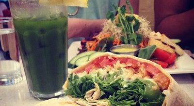 Photo of Vegetarian / Vegan Restaurant Aux Vivres at 4631 Boul. Saint-laurent, Montréal, QC H2T 1R2, Canada