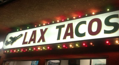 Photo of Mexican Restaurant LAX Tacos at 543 W Arbor Vitae St, Inglewood, CA 90301, United States