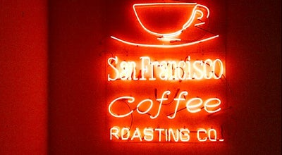 Photo of Coffee Shop San Francisco Coffee Roasting Co. at 1192 N Highland Ave Ne, Atlanta, GA 30306, United States