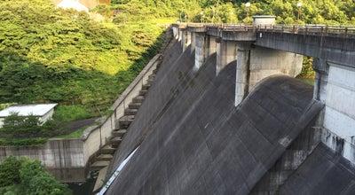 Photo of Lake 福井ダム at 徳島県阿南市福井町裂股, Japan