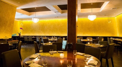Photo of Modern European Restaurant Bâtard at 239 W Broadway, New York, NY 10013, United States
