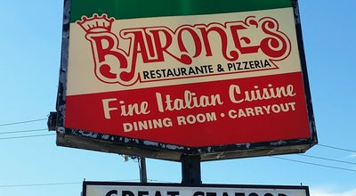 Photo of Italian Restaurant Barone's at 12701 Central Ave, Crestwood, IL 60445, United States
