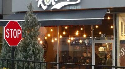 Photo of Vietnamese Restaurant RollPlay at 8150 Leesburg Pike, Vienna, VA 22182, United States