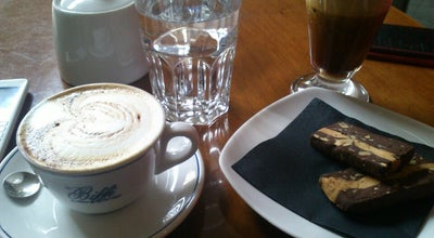 Photo of Cafe Μαρκίζα Espresso Music Bar at Παύλου Μελά 12, Καβάλα 654 02, Greece