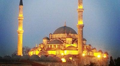 Photo of Mosque Fatih Camii at Fevzi Paşa Cad., Fatih 34083, Turkey