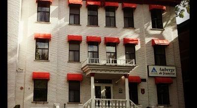 Photo of Hostel Auberge de Jeunesse Hi-Montréal at 1030, Rue Mackay, Montréal, QC H3G 2H1, Canada