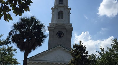 Photo of Church Independent Presbyterian Church at 207 Bull St, Savannah, GA 31401, United States