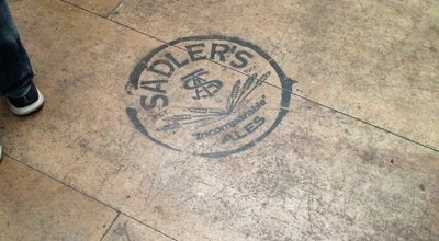 Photo of Brewery Sadler's Brewhouse & Bar at Stourbridge DY9 8ER, United Kingdom