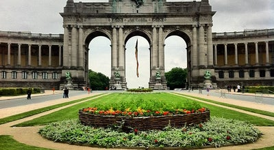 Photo of Park Jubelpark / Parc du Cinquantenaire at Parc Du Cinquantenaire / Jubelpark, Brussels 1000, Belgium