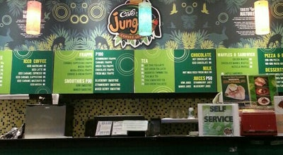 Photo of Burger Joint Cafe Jungle, Diversion Rd., Lucena City at Philippines