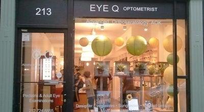 Photo of Eye Doctor Eye Q Optometrist at 213 W 79th St, New York, NY 10024, United States