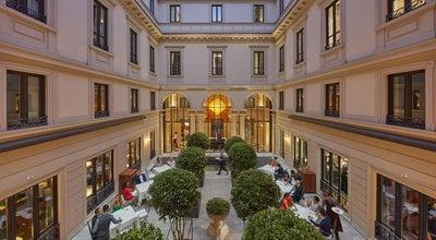 Photo of Italian Restaurant Seta at Mandarin Oriental Milan at Via Andegari, 9, Milan 20121, Italy