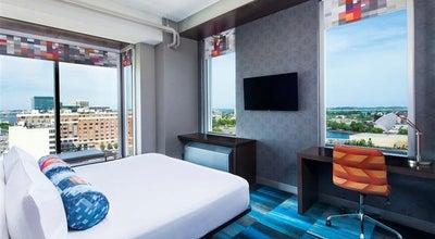 Photo of Hotel Aloft Boston Seaport at 401-403 D St, Boston, MA 02210, United States