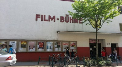 Photo of Indie Movie Theater Neue Filmbühne Beuel at Friedrich-breuer-straße 68, Bonn 53225, Germany
