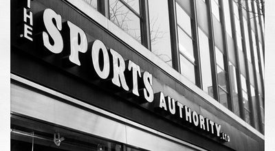 Photo of Sporting Goods Shop The Sports Authority at 845 3rd Ave, New York, NY 10022