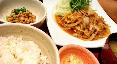 Photo of Diner 大戸屋 高崎貝沢店 at 貝沢町1258-1, 高崎市, Japan