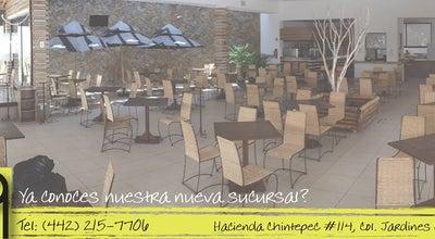 Photo of Latin American Restaurant El 9 Restaurante Lounge Yucateco at Hacienda Chintepec, Santiago de Querétaro, Mexico