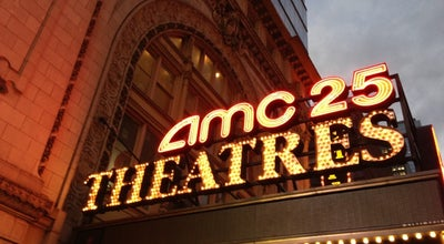 Photo of Tourist Attraction AMC 25 Theatres at 34 West 42nd Street, New York, NY 10036, United States