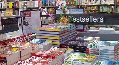 Photo of Bookstore POPULAR Bookstore at Aeon Bandaraya Melaka Shopping Centre, Melaka 75400, Malaysia