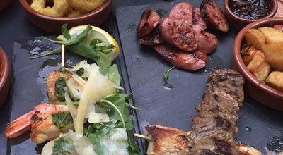 Photo of Tapas Restaurant La Tasca at 102 Rue Ferrari, Marseille 13005, France