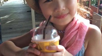 Photo of Dessert Shop ลอดช่องใบเตย หน้าวัดเล่งเน่ยยี่ 2 at Sano Loi, Thailand