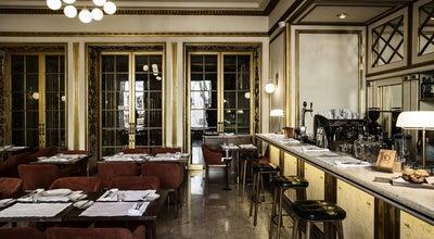 Photo of Restaurant Café Lisboa at Largo De São Carlos, 23, Lisboa 1200-410, Portugal
