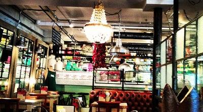 Photo of Cafe Bill's Restaurant at 1-3 Hill Rise, Richmond TW10 6UQ, United Kingdom