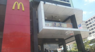 Photo of Fast Food Restaurant McDonald's & McCafé at Block 1,, Kota Kinabalu 88000, Malaysia