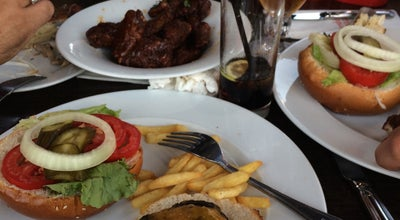 Photo of American Restaurant Agadir Burger at רחוב לזרוב 33, Rishon Lezion 7565435, Israel