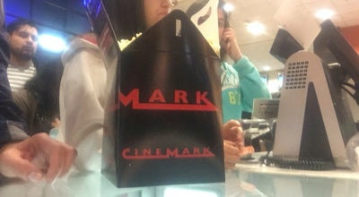 Photo of Movie Theater Cinemark Sala 3 at Chile