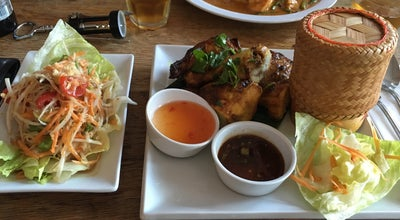 Photo of Thai Restaurant Kaosarn at 110 St John's Hill, London SW11 1SJ, United Kingdom