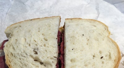 Photo of Sandwich Place Tongue & Brisket at 24 - 26 Leather Lane, London EC1N 7SU, United Kingdom